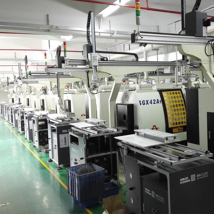 桁架式数控机床机械手 定制CNC机械手