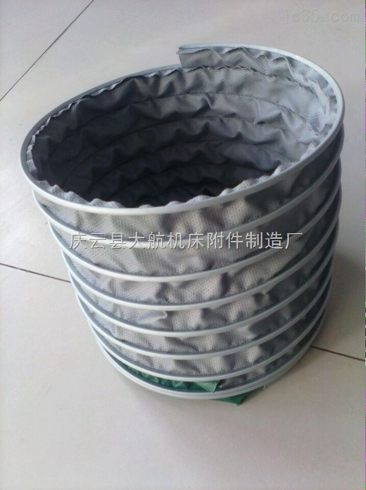 耐高温通风软管生产厂家