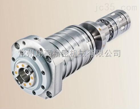 中国台湾睿瑩SPINDER主轴维修
