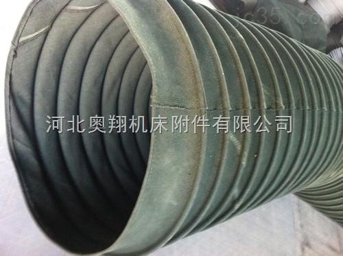 供应粉尘颗粒输送伸缩软连接