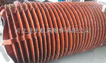 砂石颗粒输送密封式软连接