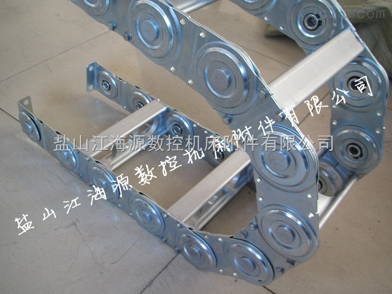 汉中不锈钢拖链
