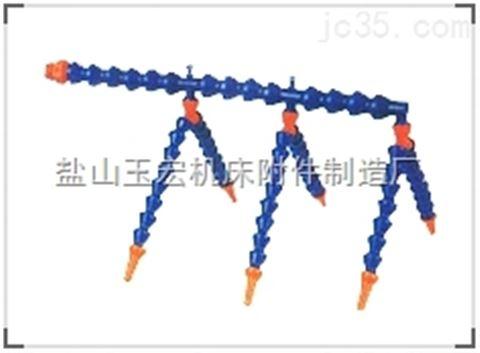 液压机械可调塑料冷却管