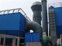钢厂袋式除尘器