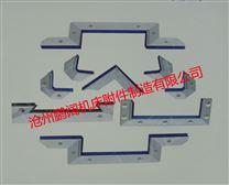 泰州GXB型机床导轨刮屑板供应商