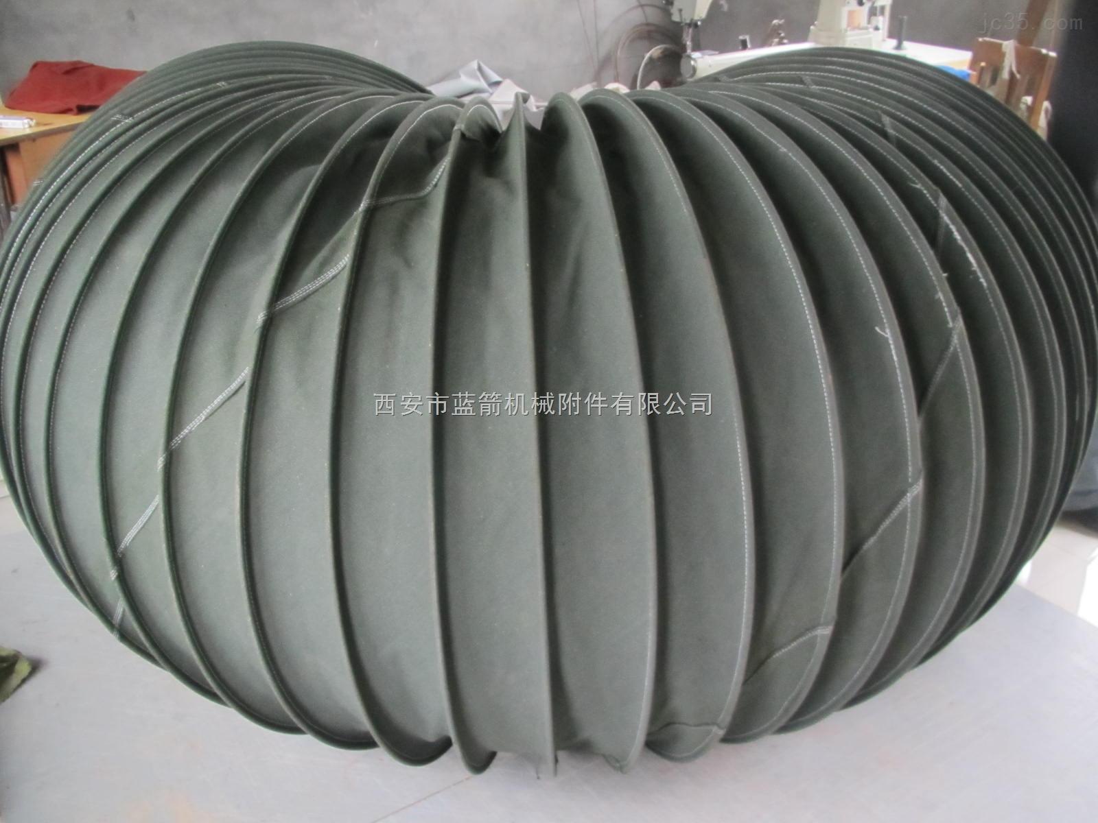 圆筒式阻燃防火丝杠护罩