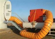 帆布通风软连接耐高温通风矩形软连接