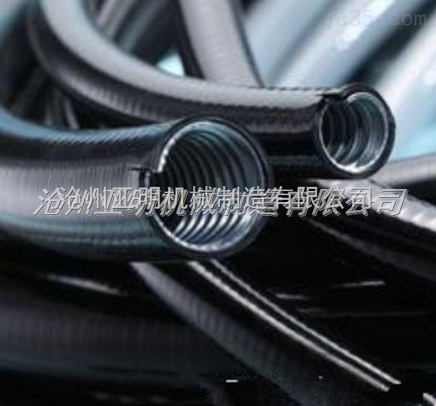 沧州亚明专业定做直销包塑金属管