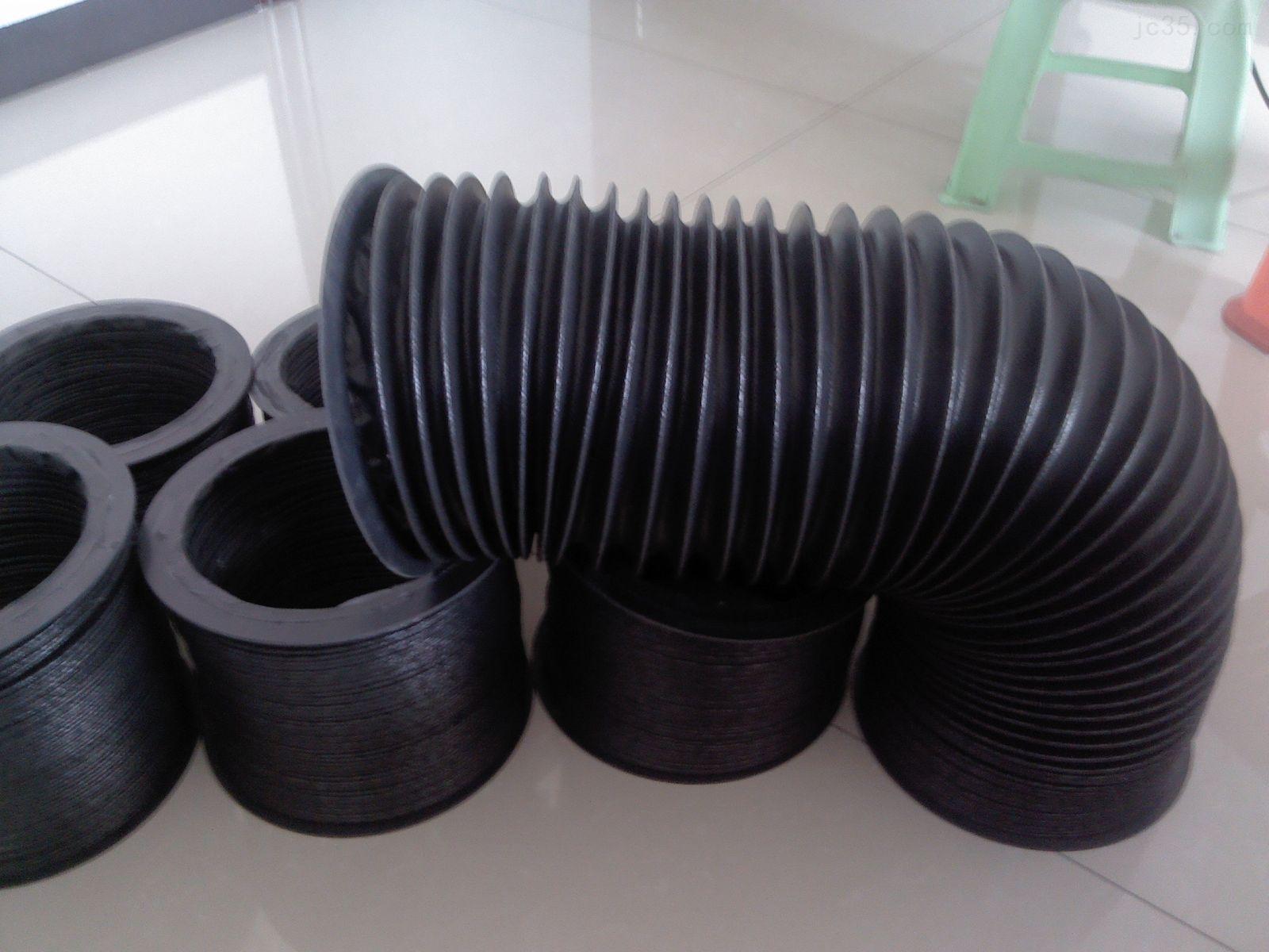 生产三防布圆筒式防尘套
