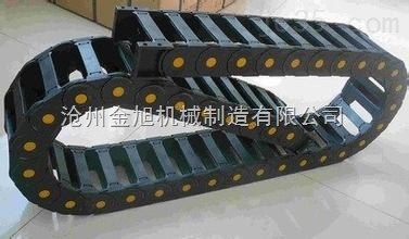 JFLO7*7小型塑料拖链