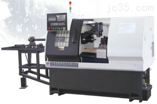 CK6136数控车床长棒料自动送料器
