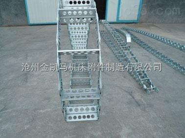精品推荐穿线电缆钢制拖链、进口原料一天之内发货