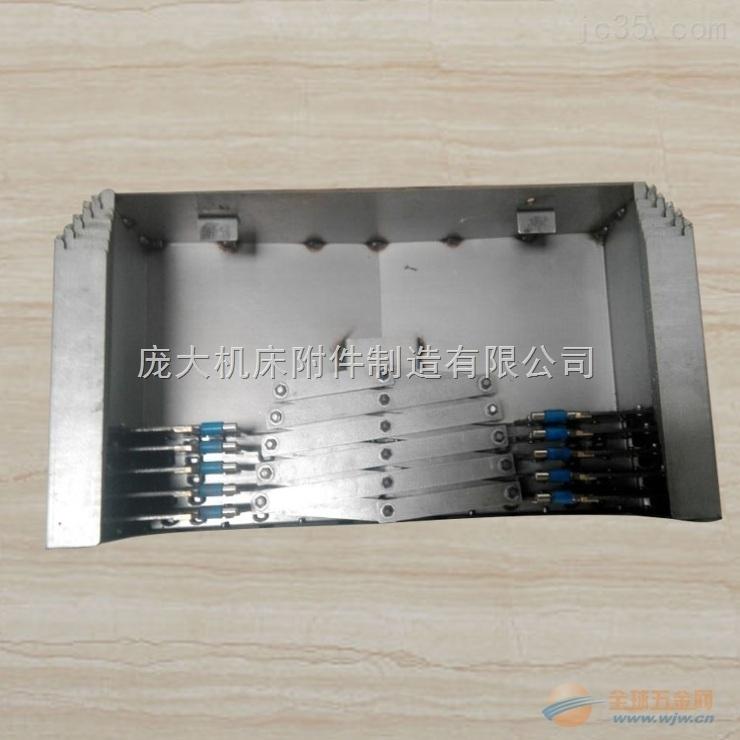 宁波台州绍兴加工中心钢板防护罩