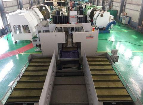 二手大型加工中心,双塔机械专营进口原装二足球开户网床