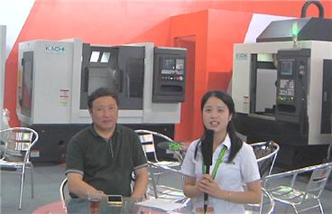 机床商务网采访玉环机床行业协会秘书长张辉翔