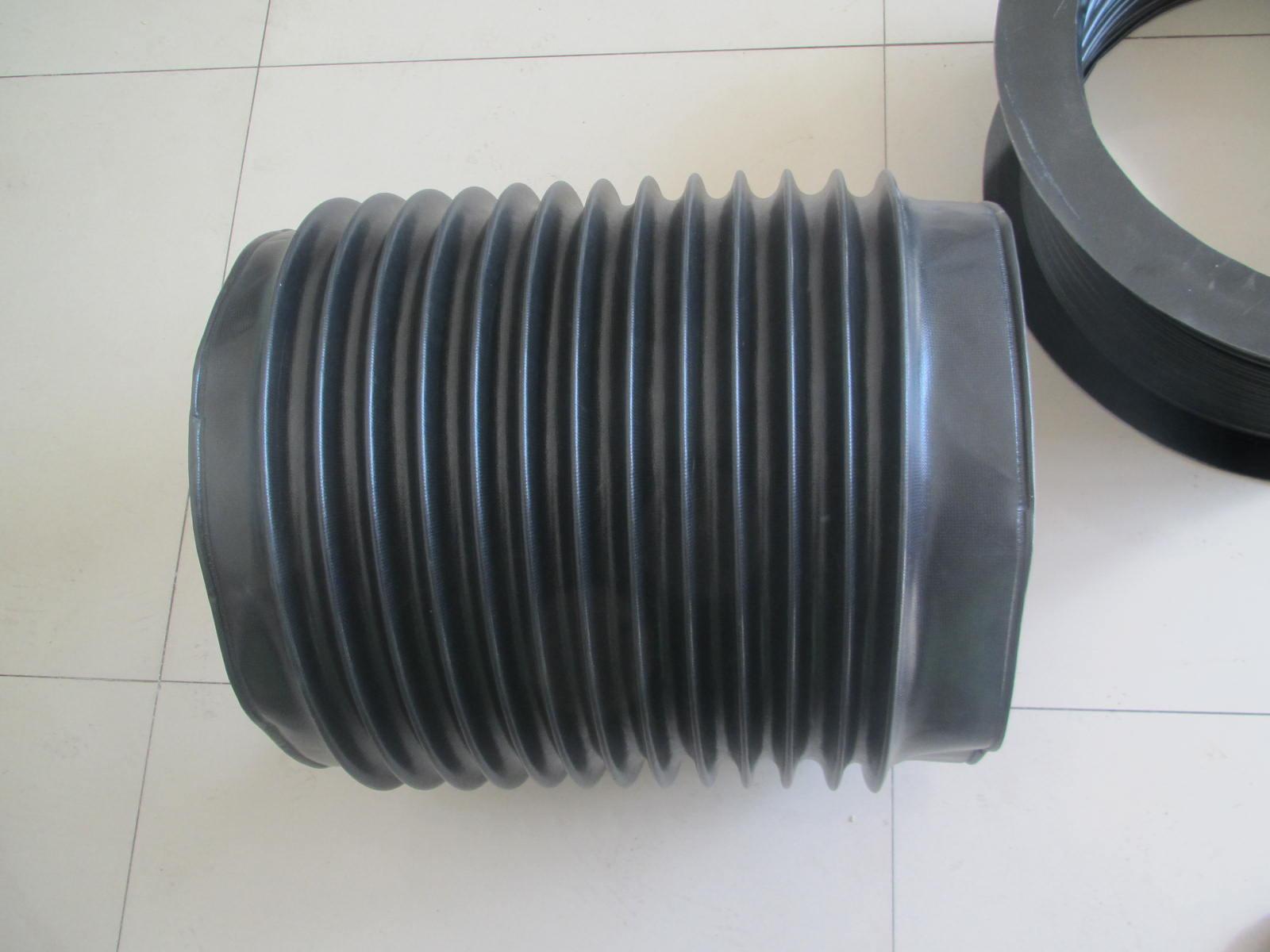 耐酸碱油缸防尘套产品图