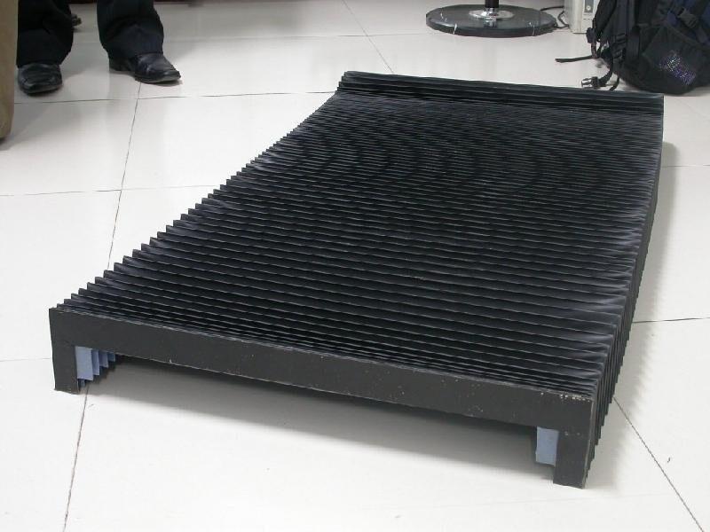 机床线性滑轨防尘套产品图