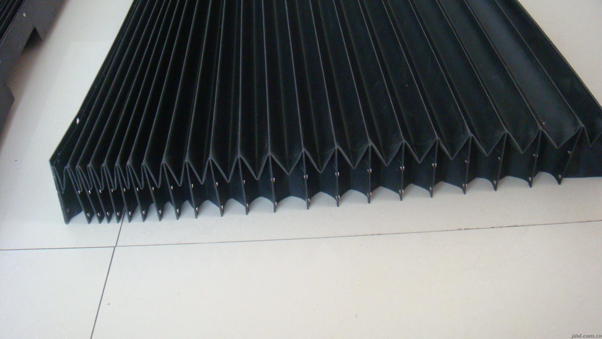 石材切割机伸缩防尘罩产品图
