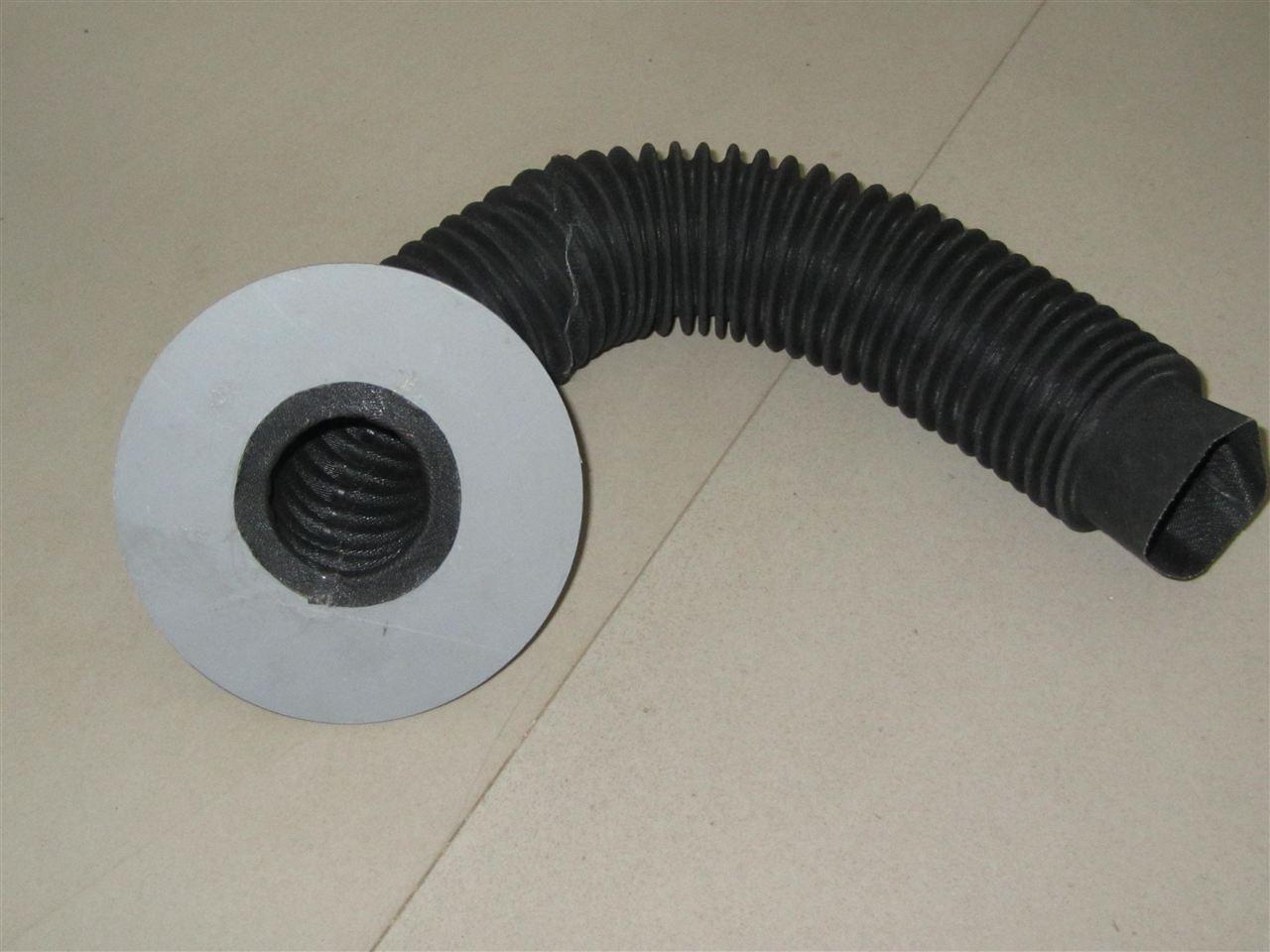 防油液压油缸保护套产品图