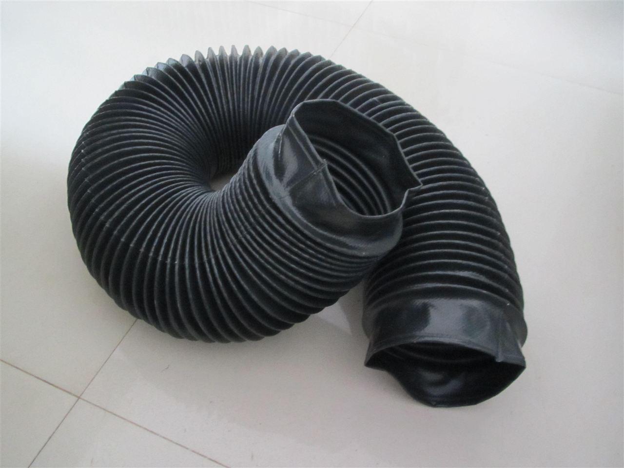 拉链式防油油缸保护套产品图